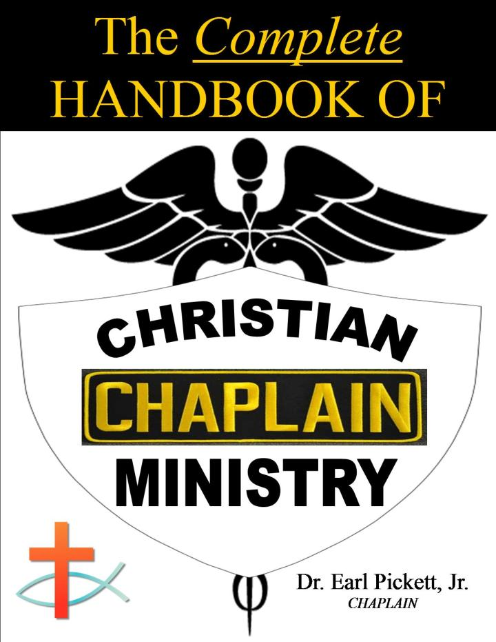 CHAPLAIN BOOK FRONT COVER